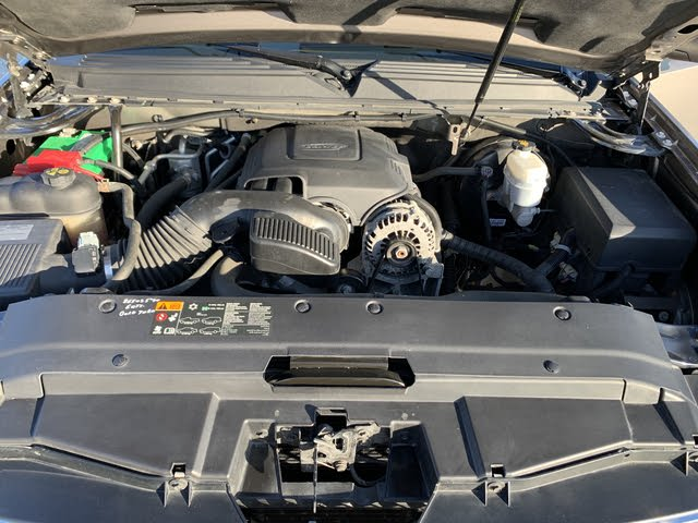 Picture of 2012 Chevrolet Suburban 1500 LT 4WD, engine, gallery_worthy