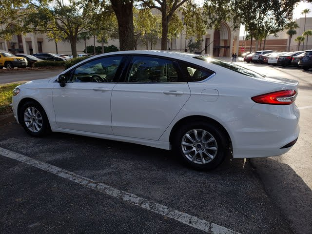 Picture of 2018 Ford Fusion S