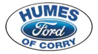Humes Ford of Corry logo