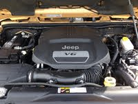 Picture of 2014 Jeep Wrangler Unlimited Rubicon 4WD, engine, gallery_worthy