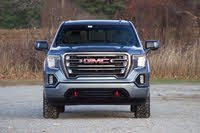 Front profile of the 2020 GMC Sierra 1500., exterior, gallery_worthy
