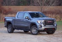 Front 3/4 profile of the 2020 GMC Sierra 1500., exterior, gallery_worthy