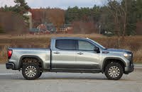 Side profile of the 2020 GMC Sierra 1500., exterior, gallery_worthy