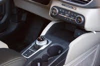 Shifter and controls of the 2020 Ford Escape., interior, gallery_worthy