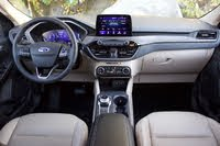 Dash area of the 2020 Ford Escape., gallery_worthy
