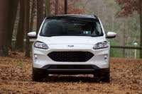 Front profile of the 2020 Ford Escape., exterior, gallery_worthy