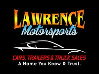 Lawrence Motorsports Plus logo