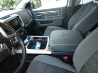 Picture of 2013 RAM 1500 Big Horn Crew Cab LB 4WD, interior, gallery_worthy