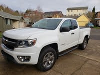 Picture of 2017 Chevrolet Colorado Work Truck Extended Cab LB RWD, exterior, gallery_worthy