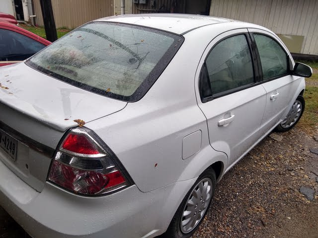 Picture of 2011 Chevrolet Aveo 2LT Sedan FWD