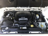 Picture of 2016 Jeep Wrangler Unlimited Rubicon Hard Rock 4WD, engine, gallery_worthy