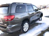 Picture of 2013 Toyota Sequoia Platinum 4WD, exterior, gallery_worthy