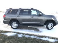 Picture of 2013 Toyota Sequoia Platinum 4WD, exterior, gallery_worthy