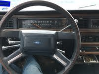 Picture of 1988 Ford LTD Crown Victoria 4 Dr Sedan, interior, gallery_worthy