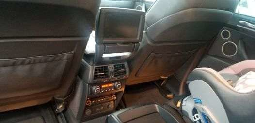 Picture of 2011 BMW X6 M AWD, interior, gallery_worthy