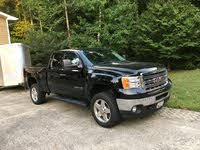 Picture of 2012 GMC Sierra 2500HD SLE Ext. Cab SB 4WD, exterior, gallery_worthy