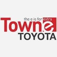 Towne Toyota logo