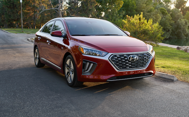 2020 Hyundai Ioniq Hybrid, exterior, manufacturer, gallery_worthy