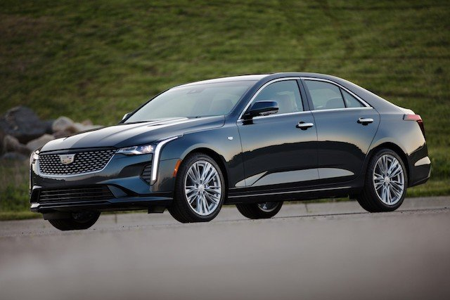 2020 Cadillac CT4, exterior, manufacturer, gallery_worthy