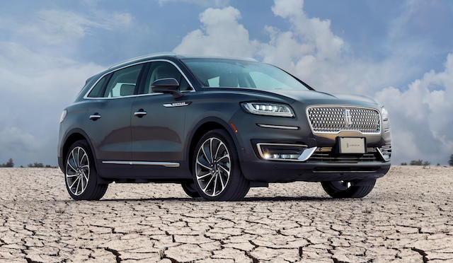 2020 Lincoln Nautilus, exterior, manufacturer, gallery_worthy