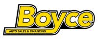 Boyce Auto Sales and Financing logo