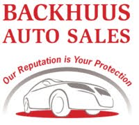 Backhuus Auto Sales logo