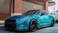 Picture of 2016 Nissan GT-R Black Edition, exterior, gallery_worthy