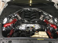 Picture of 2016 Nissan GT-R Black Edition, engine, gallery_worthy