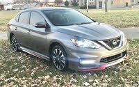 Picture of 2019 Nissan Sentra NISMO FWD, exterior, gallery_worthy
