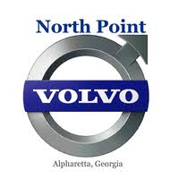 North Point Volvo Cars logo