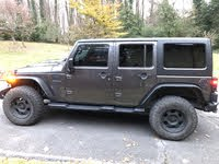 Picture of 2016 Jeep Wrangler Unlimited Freedom 4WD, gallery_worthy