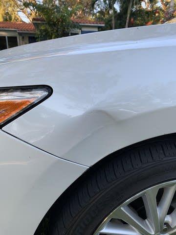 Image de 2018 Toyota Camry Hybrid XLE FWD