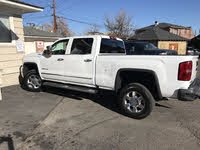 Picture of 2019 GMC Sierra 2500HD SLT Crew Cab 4WD, exterior, gallery_worthy