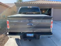 Picture of 2013 Ford F-150 Lariat SuperCrew, exterior, gallery_worthy