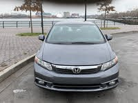 Picture of 2012 Honda Civic HF, exterior, gallery_worthy