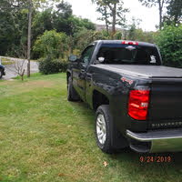 Picture of 2017 Chevrolet Silverado 1500 LT 4WD, exterior, gallery_worthy