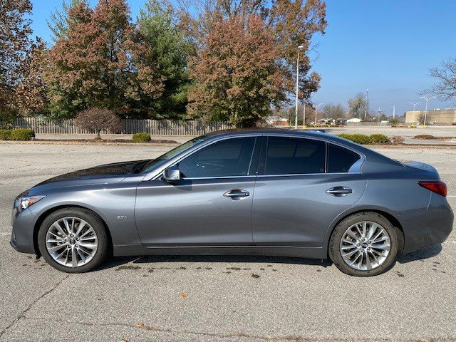 Picture of 2019 INFINITI Q50 3.0t Luxe RWD