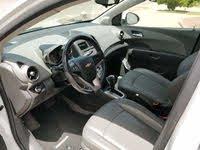 Picture of 2016 Chevrolet Sonic LTZ Sedan FWD, interior, gallery_worthy