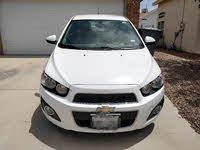 Picture of 2016 Chevrolet Sonic LTZ Sedan FWD, exterior, gallery_worthy