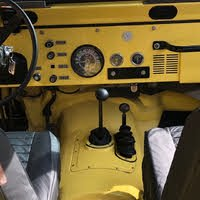 Picture of 1976 Jeep CJ-5, interior, gallery_worthy