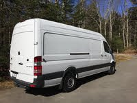 Picture of 2015 Mercedes-Benz Sprinter Cargo 2500 170 High Roof RWD, exterior, gallery_worthy