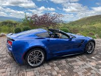 Picture of 2019 Chevrolet Corvette Grand Sport 2LT Coupe RWD, exterior, gallery_worthy