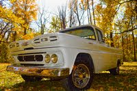 1960 Chevrolet Apache Overview