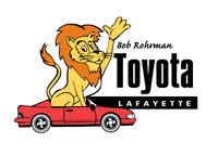 Bob Rohrman Toyota logo