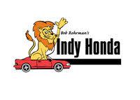 Indy Honda logo