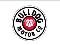 Bulldog Motor Company logo