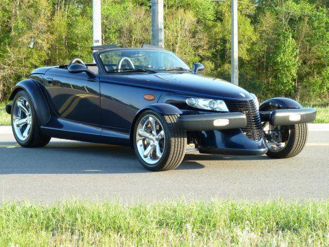 Picture of 2001 Chrysler Prowler Mulholland Edition
