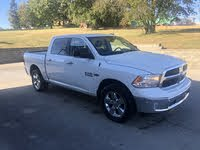 Picture of 2018 RAM 1500 Big Horn Crew Cab 4WD, exterior, gallery_worthy
