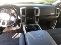 Picture of 2018 RAM 1500 Big Horn Crew Cab 4WD, interior, gallery_worthy