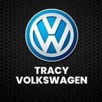 Tracy Volkswagen logo